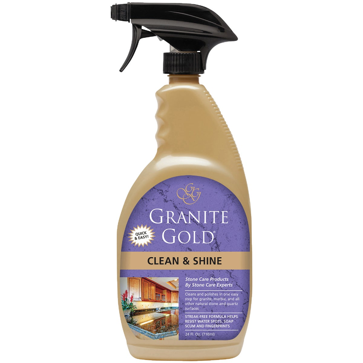 Granite Gold Clean & Shine Stone Polish, GG0047