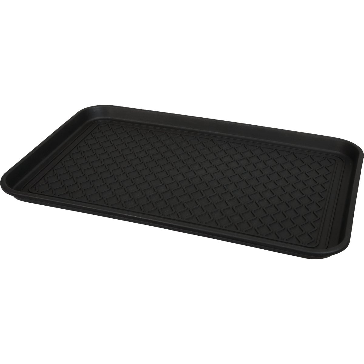 14X24 BLACK BOOT TRAY - OLK1424 by Dennis W J & Co