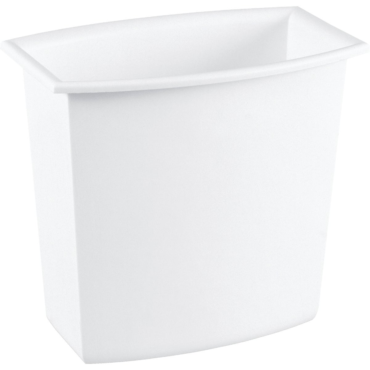 8 QUART RECT WASTEBASKET - 10220012 by Sterilite Corp