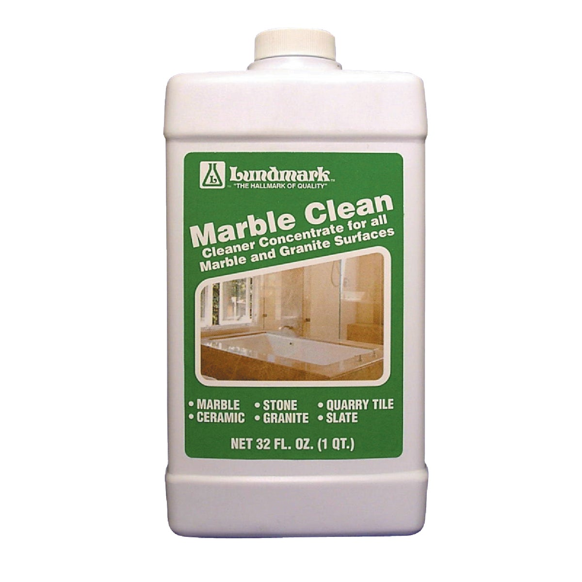 32OZ MARBLE CLEANER - 3535F32-6 by Lundmark Wax Co