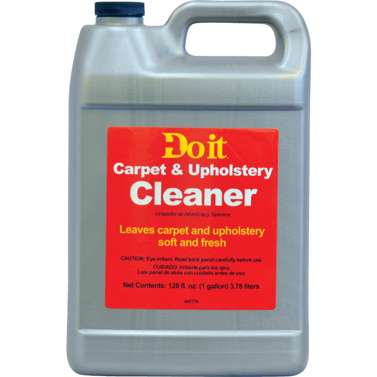 1GAL CARPET/UPHL CLEANER - DI5430 by Cul Mac Ind