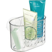 Interdesign CLEAR SHOWER BASKET 21800