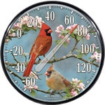 Cardinal Outdoor Wall Thermometer
