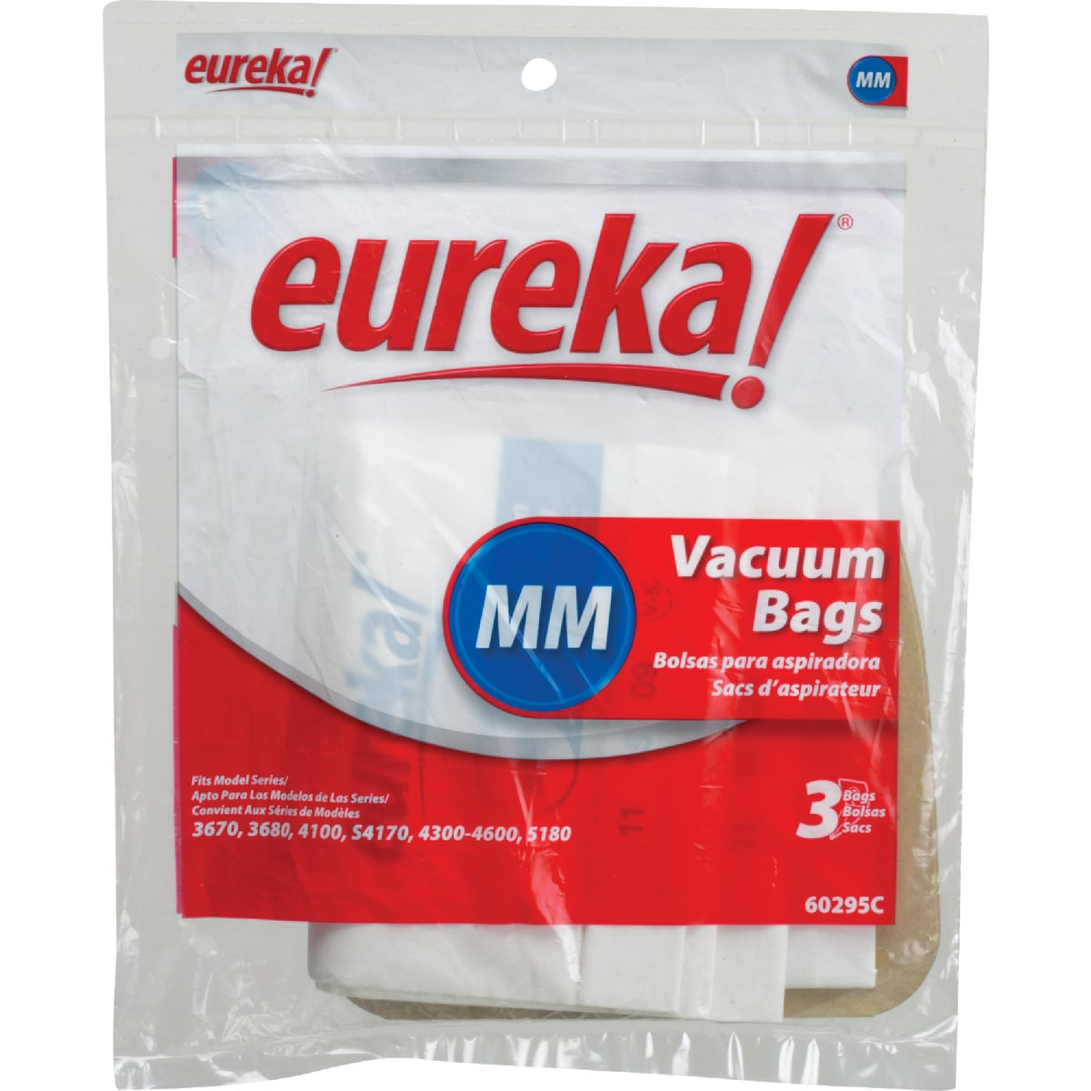 TYPE MM VAC CLEANER BAG - 60295C-6 by Electrolux Home Care