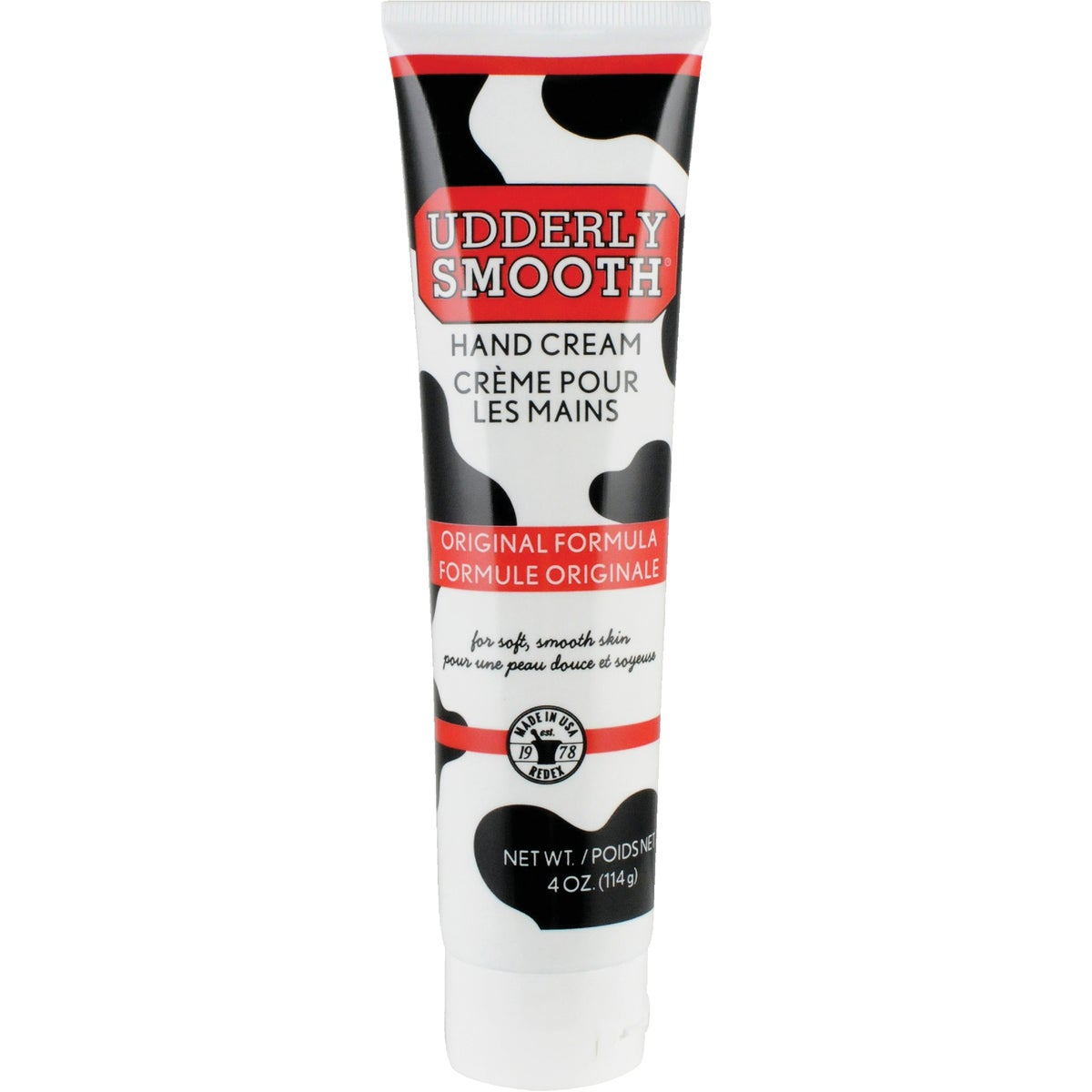 4OZ UDDER CREAM - 60259X12 by Redex Ind Inc