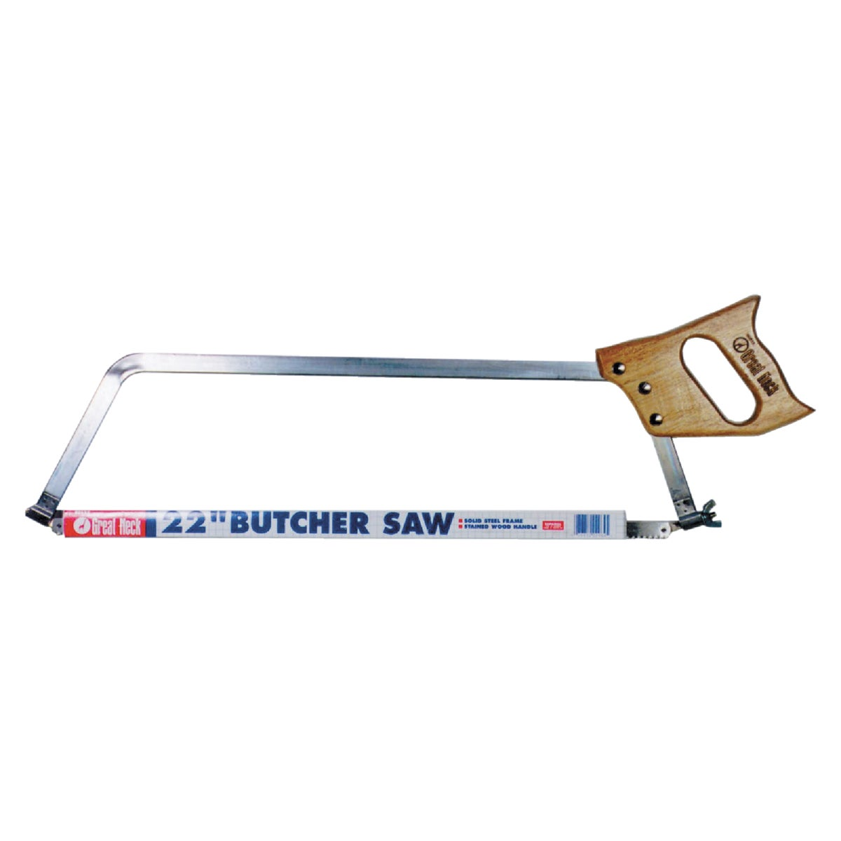 "22"" BUTCHER SAW - BUS22 by Great Neck Saw Inc"