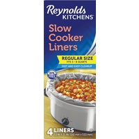 Reynolds Aluminum SLOW COOKER LINERS 504