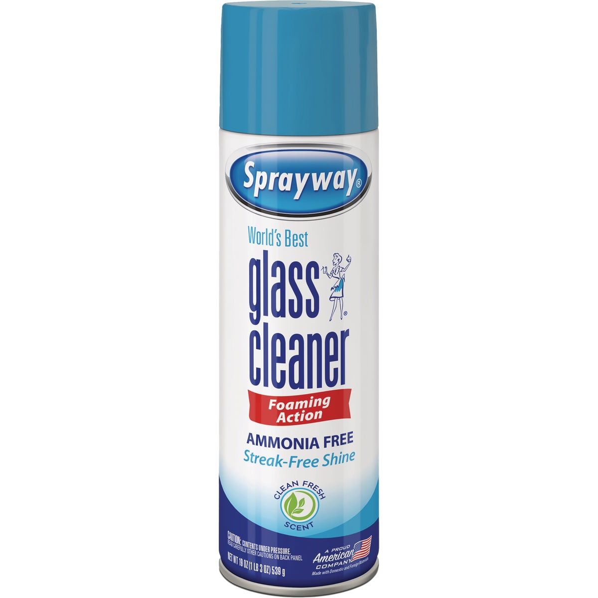 19OZ GLASS CLEANER - SW050R by Sprayway Inc