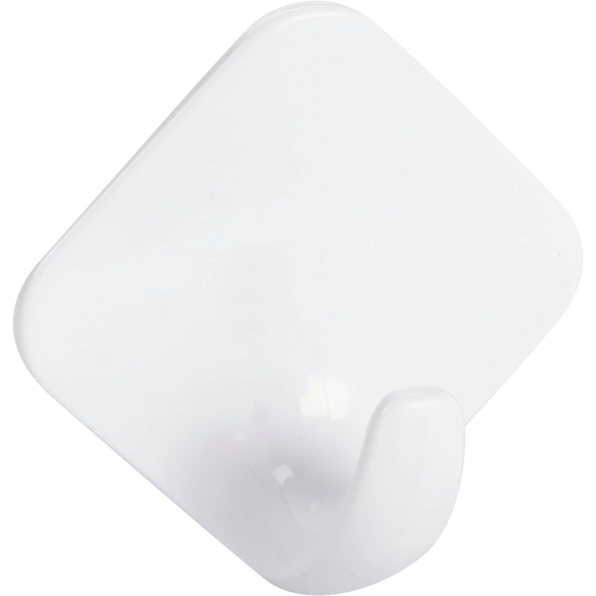 WHITE DIAMOND HOOK - 16001 by Interdesign Inc