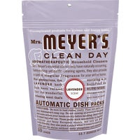 Mrs Meyers Clean Day LAVNDR DISHWASHING PACKS 14164