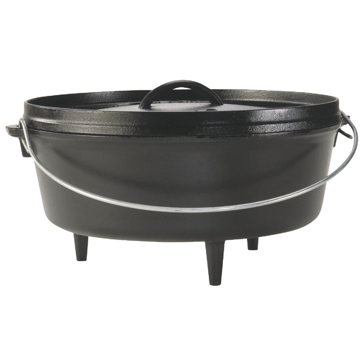6QT CAMP OVEN - L12C03 by Lodge Mfg Co