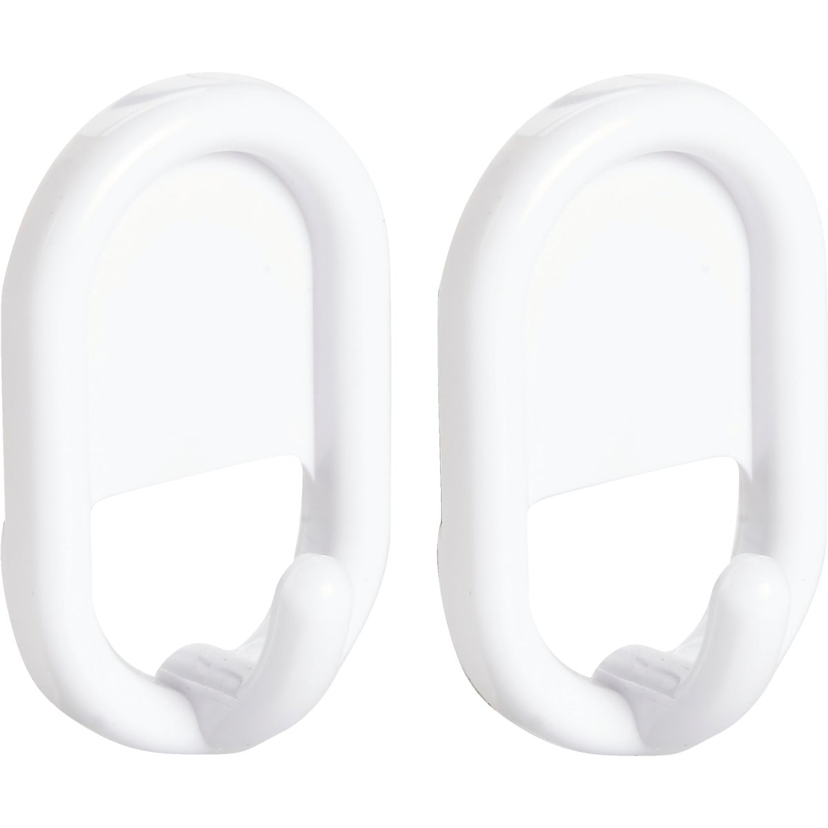 WHITE ADHESIVE HOOK - 14201 by Interdesign Inc