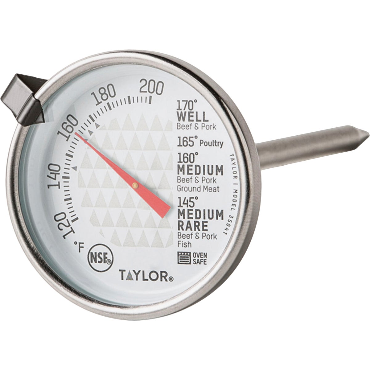 MEAT THERMOMETER - 3504 by Taylor Precision