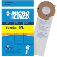 Eureka Type PL Cleaner Vacuum Bag, 62389A-6