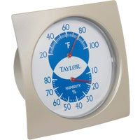 Taylor Precision HUMIDGUIDE THERMOMETER 5504