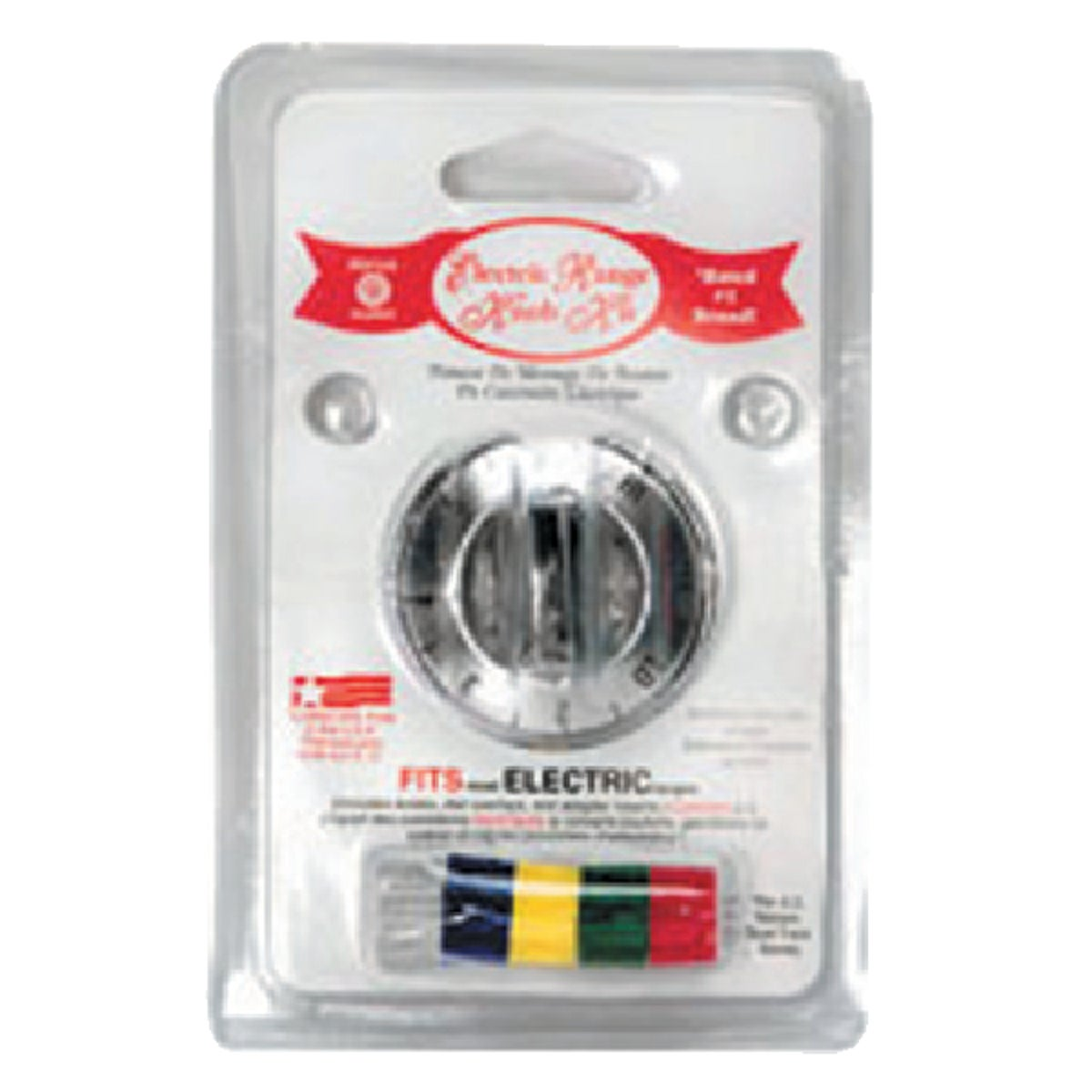 CHROME ELECTRIC KNOB KIT - 8121 by Range Kleen Mfg Inc