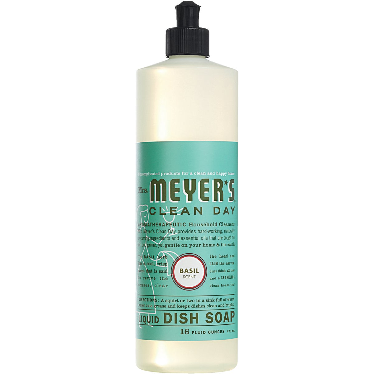 Mrs. Meyer's Clean Day Liquid Dish Soap