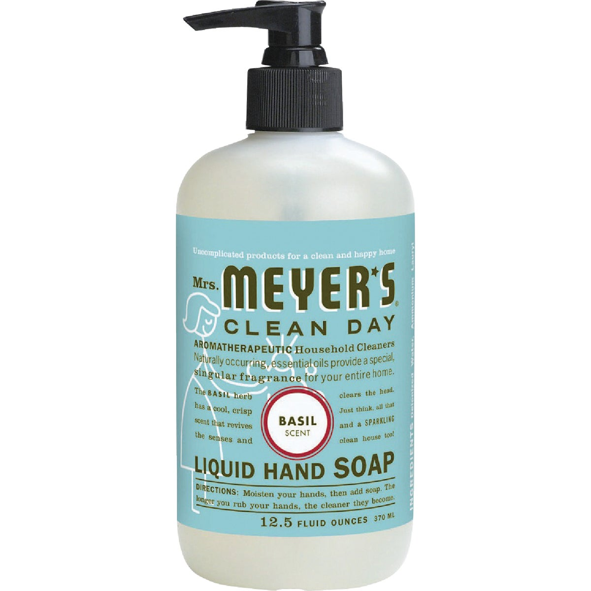 12.5OZ BAS LIQ HAND SOAP - 14104 by Mrs Meyers Clean Day