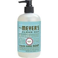 Mrs Meyers Clean Day 12.5OZ BAS LIQ HAND SOAP 14104