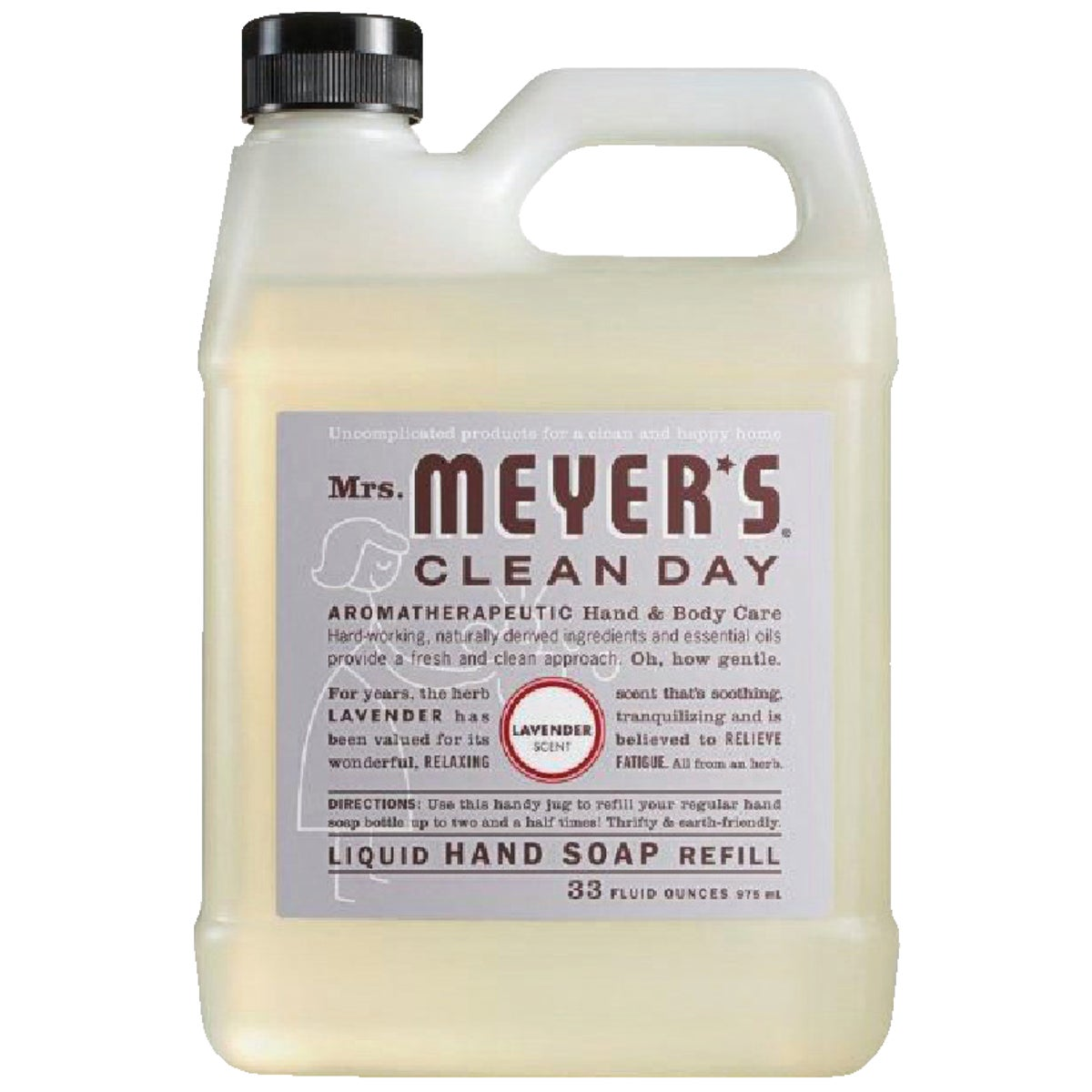 33OZ LAV LIQ HAND SOAP - 11163 by Mrs Meyers Clean Day