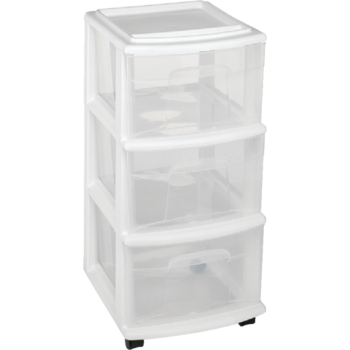 3-DRAWER CART - 7000343 by Homz/ Tamor