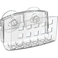 Interdesign CLEAR SPONGE HOLDER 25300