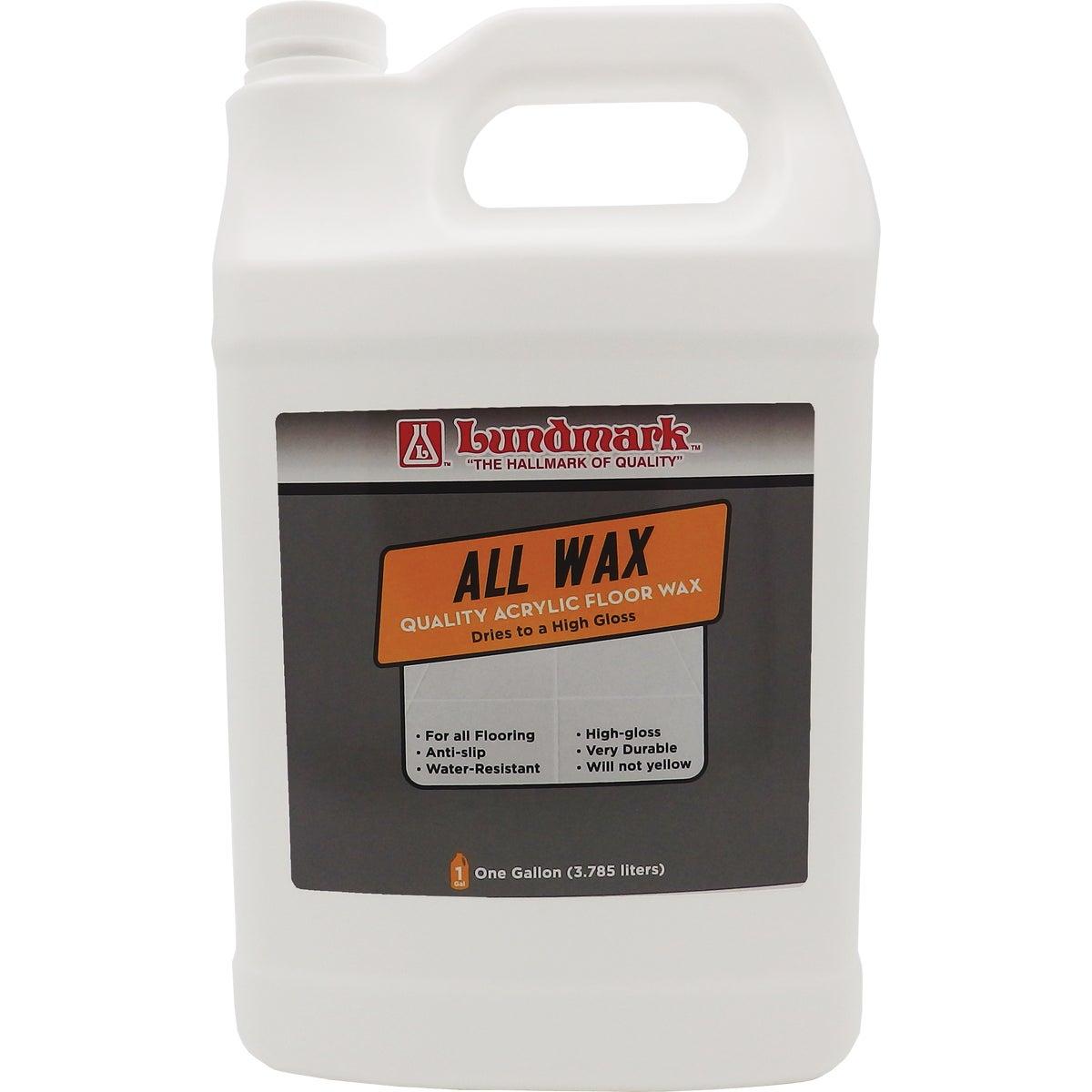 All-Wax Floor Wax