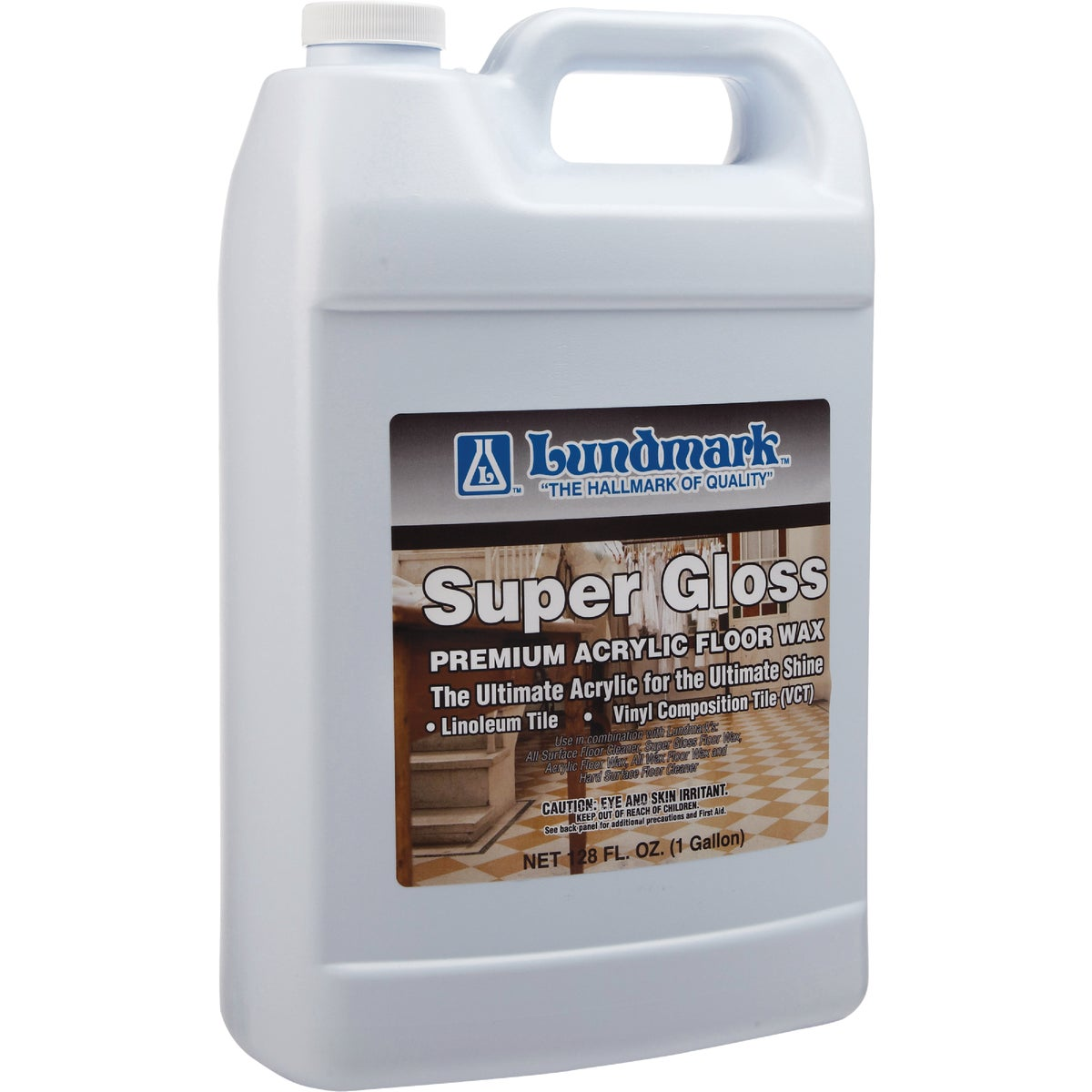 GALLON SUPER GLOSS - 3202G01-2 by Lundmark Wax Co