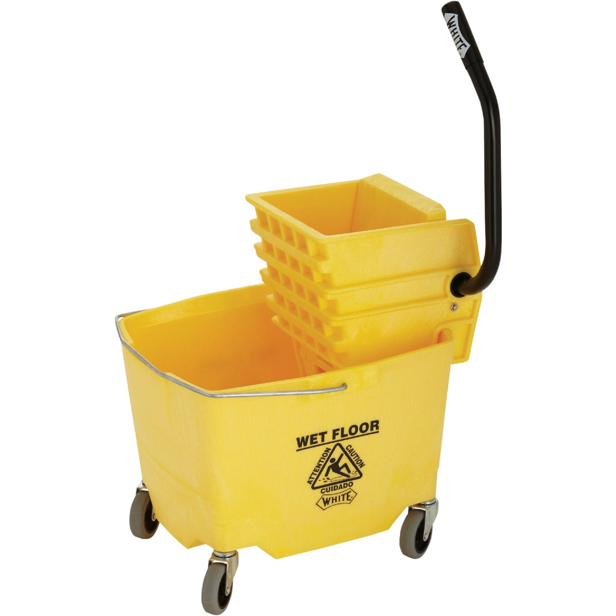 MOP BUCKET/WRINGER COMBO - 6Y/2635-3Y-90 by Impact Prod