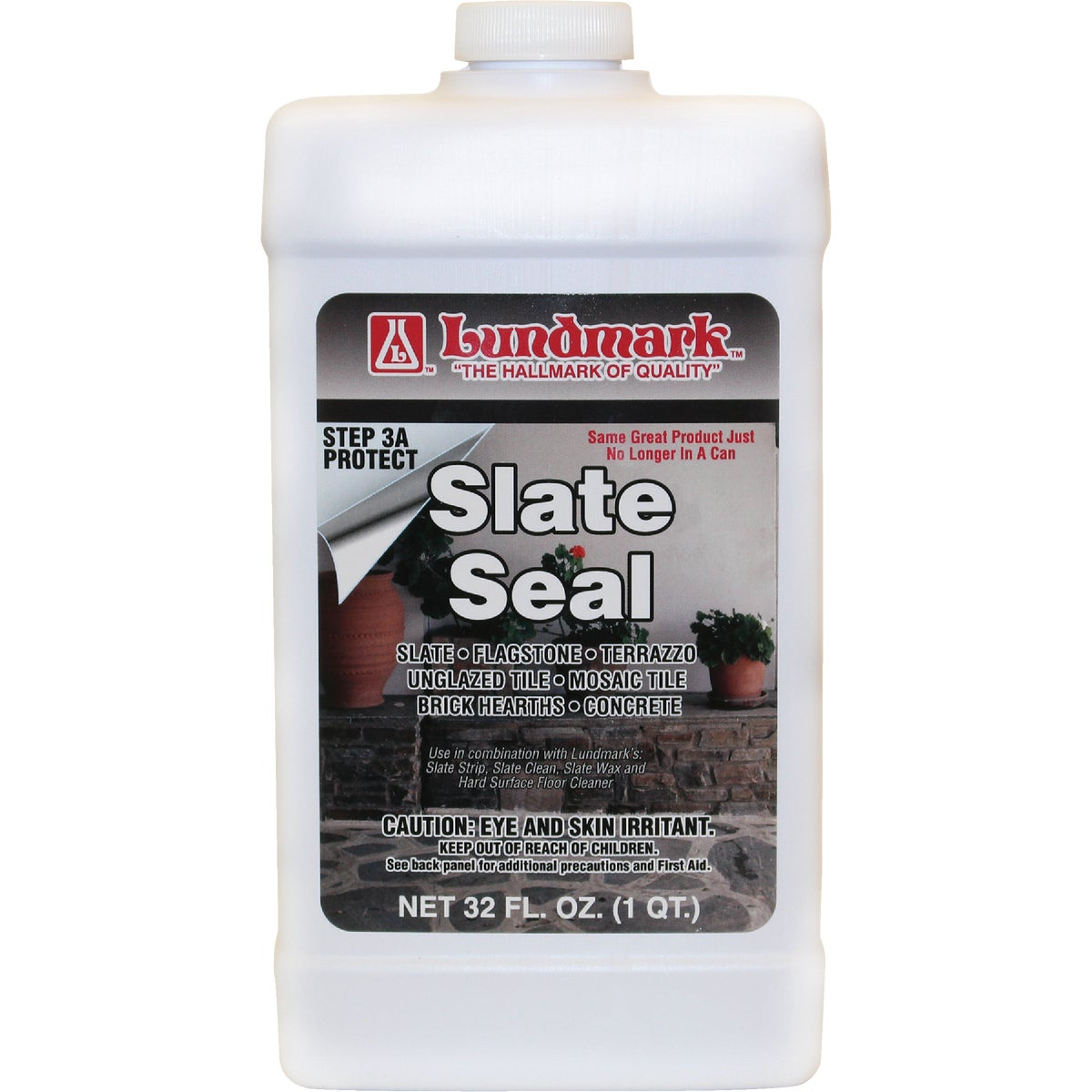 32OZ SLATE SEAL - 3211F32 by Lundmark Wax Co