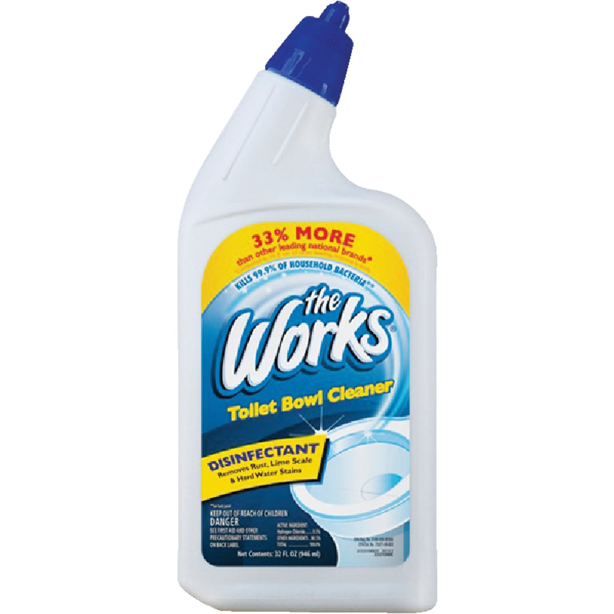 TOILET BOWL CLEANER - 03310 by Homecare Labs/ Works