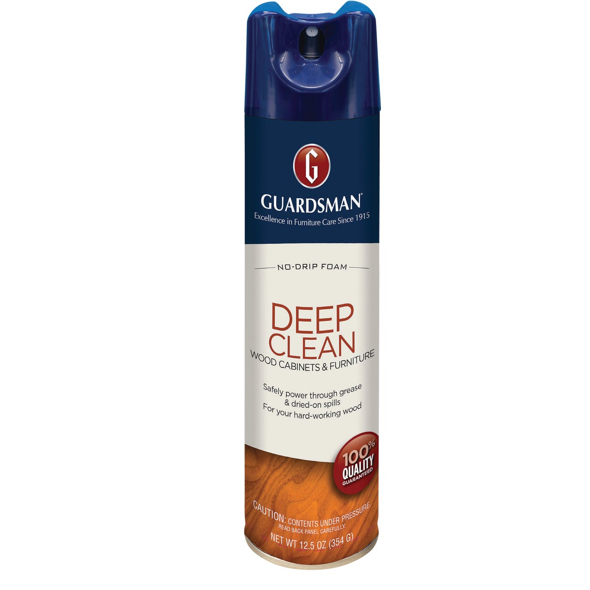 Guardsman Deep Clean - Purifying Wood Cleaner 12.5 oz 460500