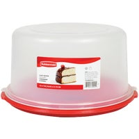 Rubbermaid CAKE SERVING KEEPER TRAY 1777191