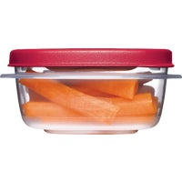Rubbermaid 1.25 CUP FOOD CONTAINER 1777084