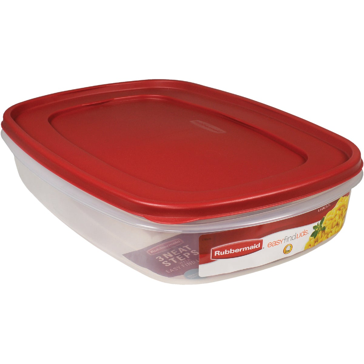 1.5GAL FOOD CONTAINER - 1777163 by Rubbermaid Home