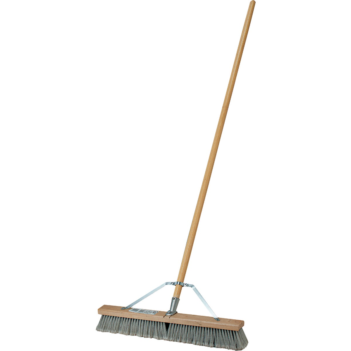 """24"""" POLY PUSH BROOM - 09936 by D Q B Ind"""