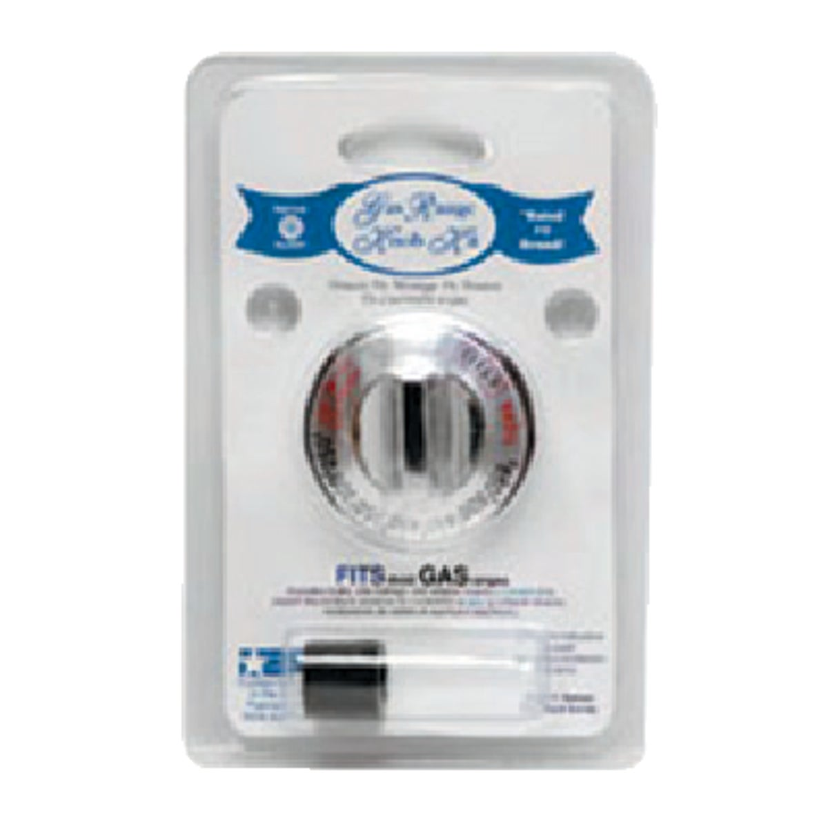 CHROME GAS KNOB - 8221 by Range Kleen Mfg Inc
