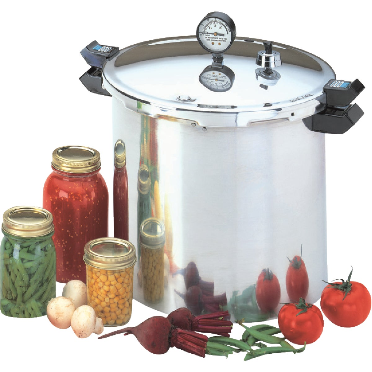 23QT PRESR COOKER/CANNER - 01781 by National Presto Ind