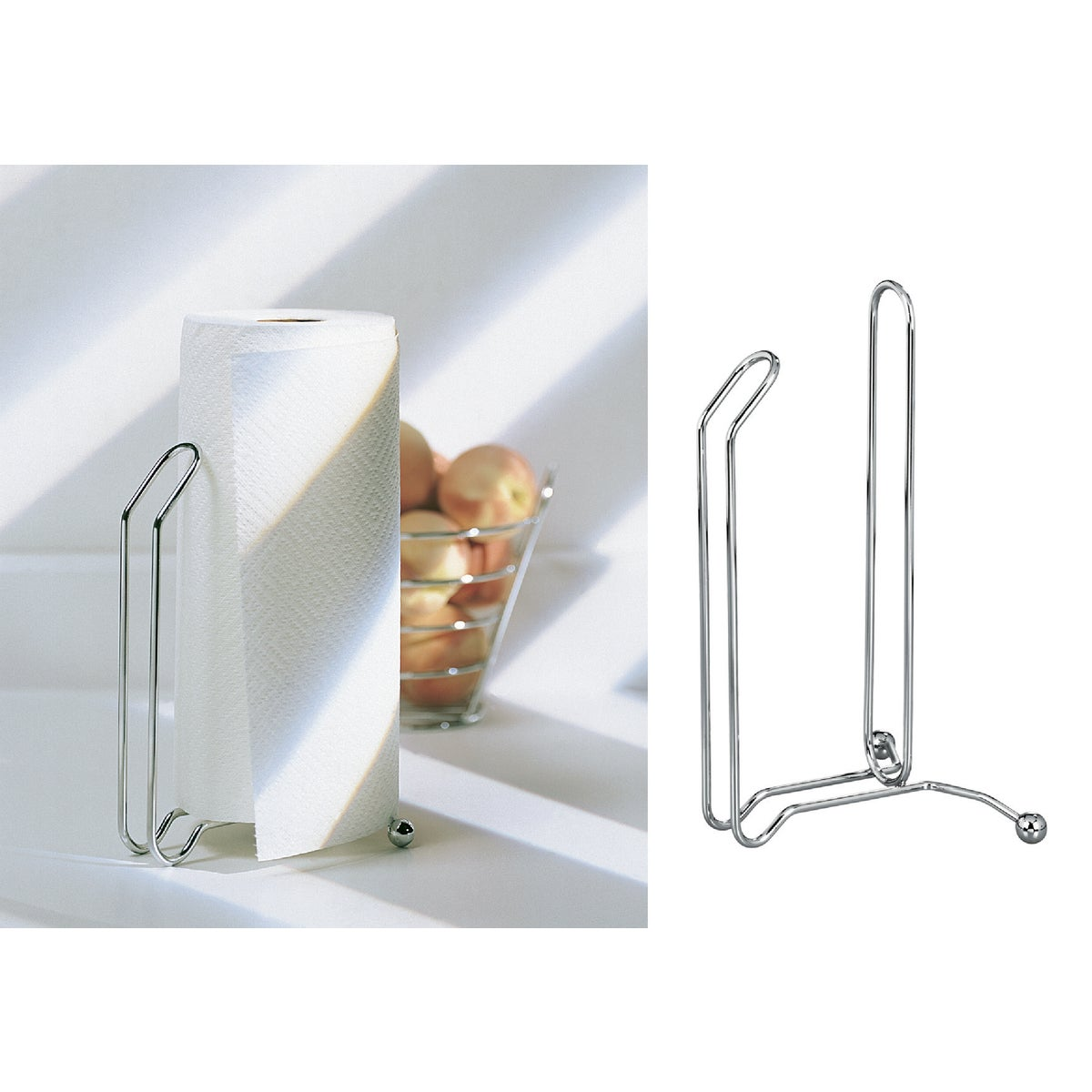 CHR ST PAPR TOWEL HOLDER - 35402 by Interdesign Inc