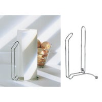 Interdesign CHR ST PAPR TOWEL HOLDER 35402