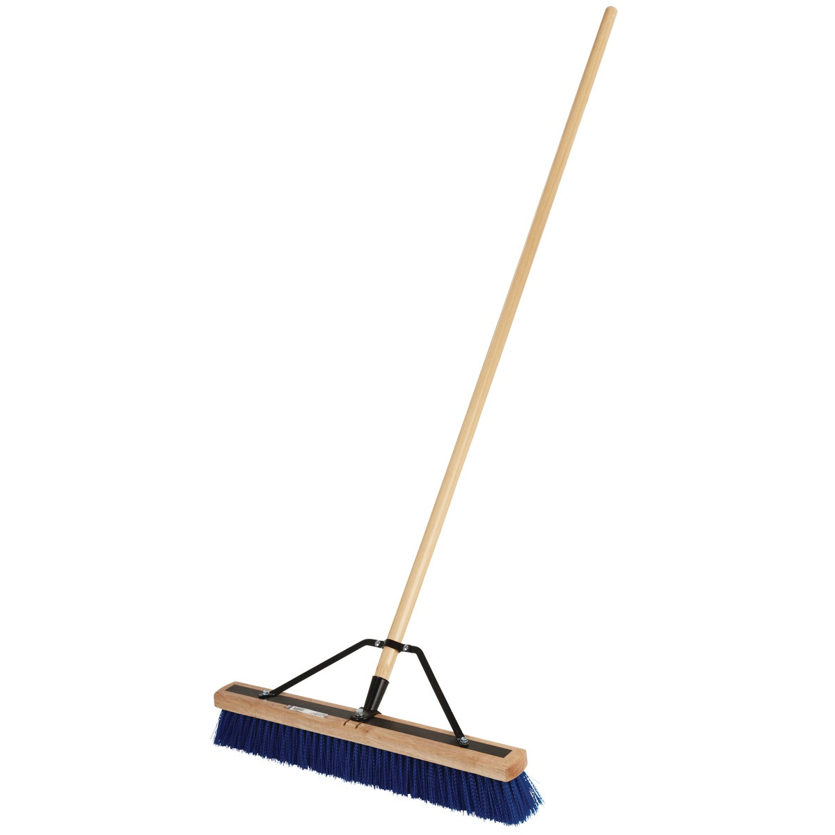 """24"""" POLY PUSH BROOM - 09942 by D Q B Ind"""