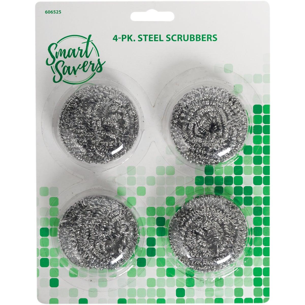 Steel Scrubber - Smart Savers