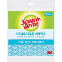 Scotch-Brite Kitchen Cleaning Wipes, 9053-12-SM