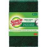 Scotch-Brite Heavy Duty Scouring Pad