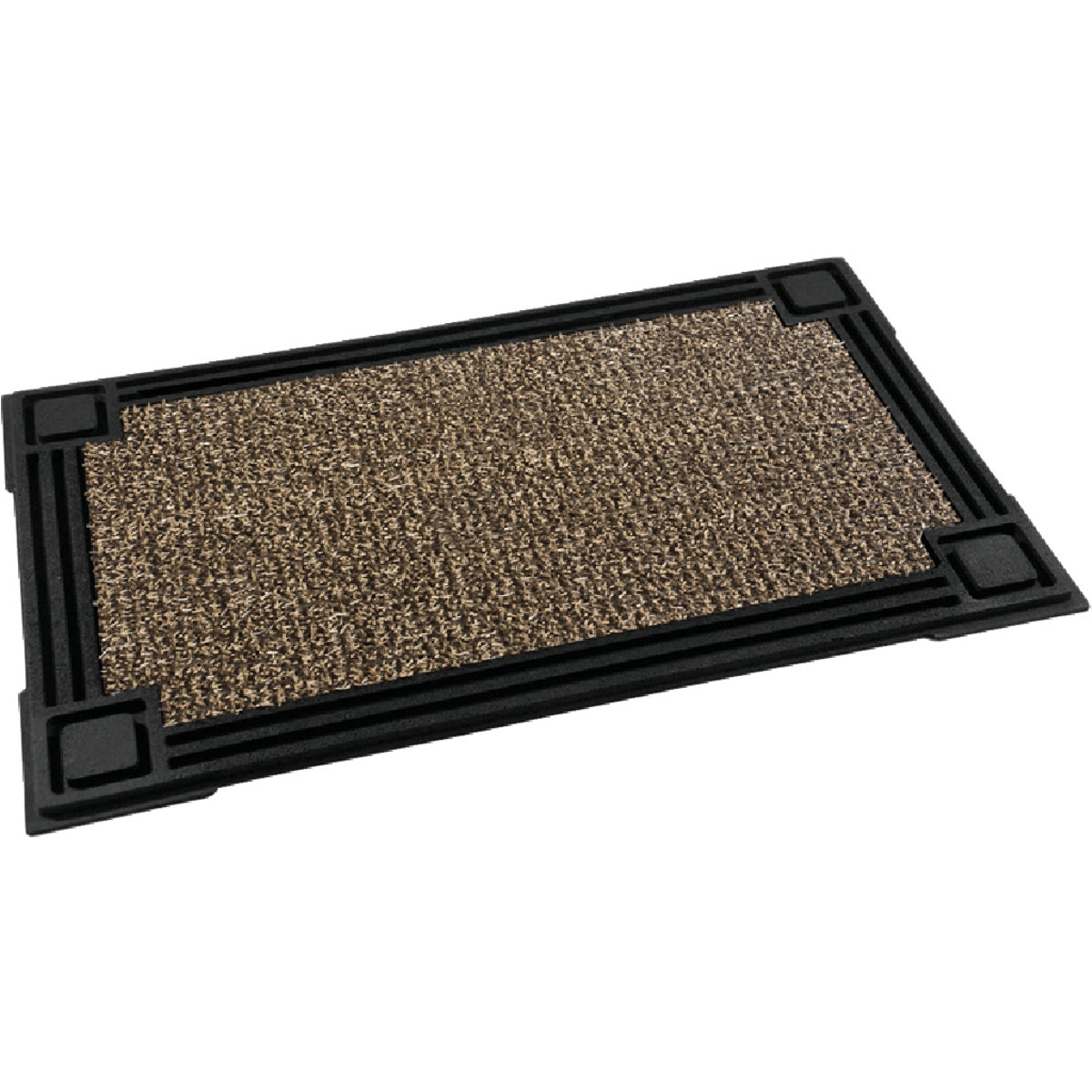 18X30 TAUPE CAPITOL MAT - 10302039 by Grassworx