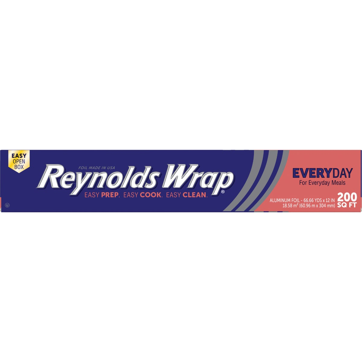200SQ FT ALUMINUM FOIL - 018 by Reynolds Pkg. Group
