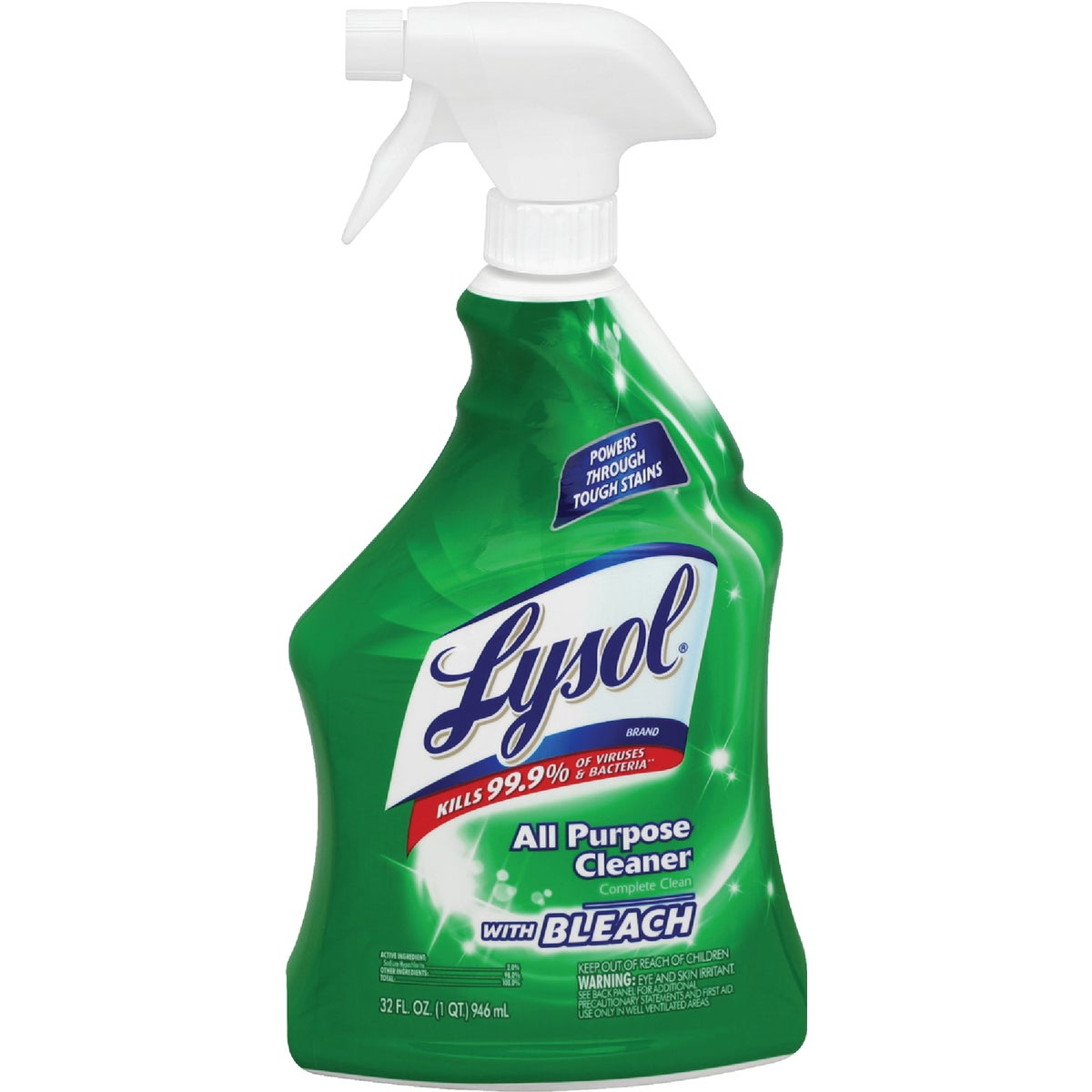 32OZ LYSOL PLUS BLEACH - 1920078914 by Reckitt Benckiser