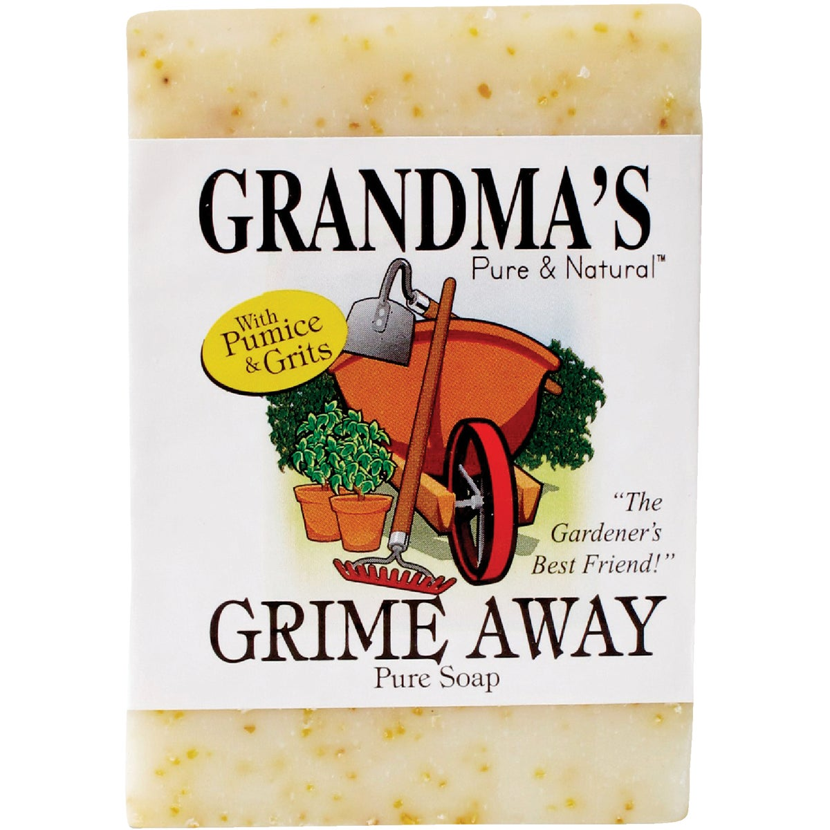 GARDENER GRIME AWAY SOAP - 62012 by Remwood Prod Co