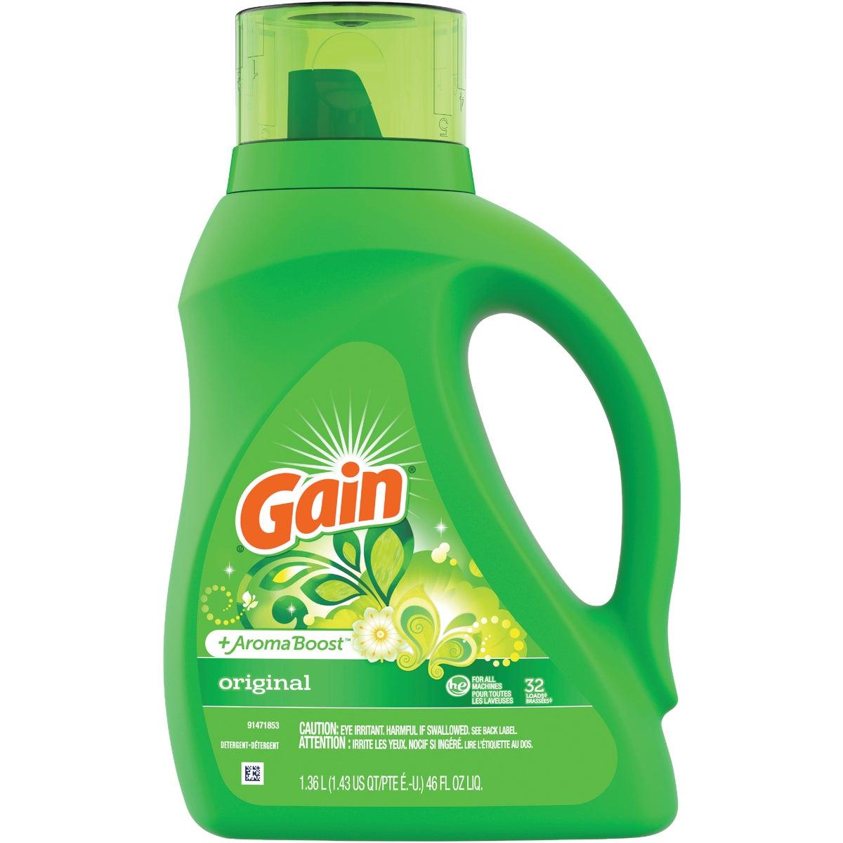 32 LOAD 2X LIQUID GAIN - 12784 by Procter & Gamble