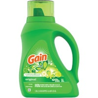 Gain FreshLock 2X Liquid Laundry Detergent, 12784